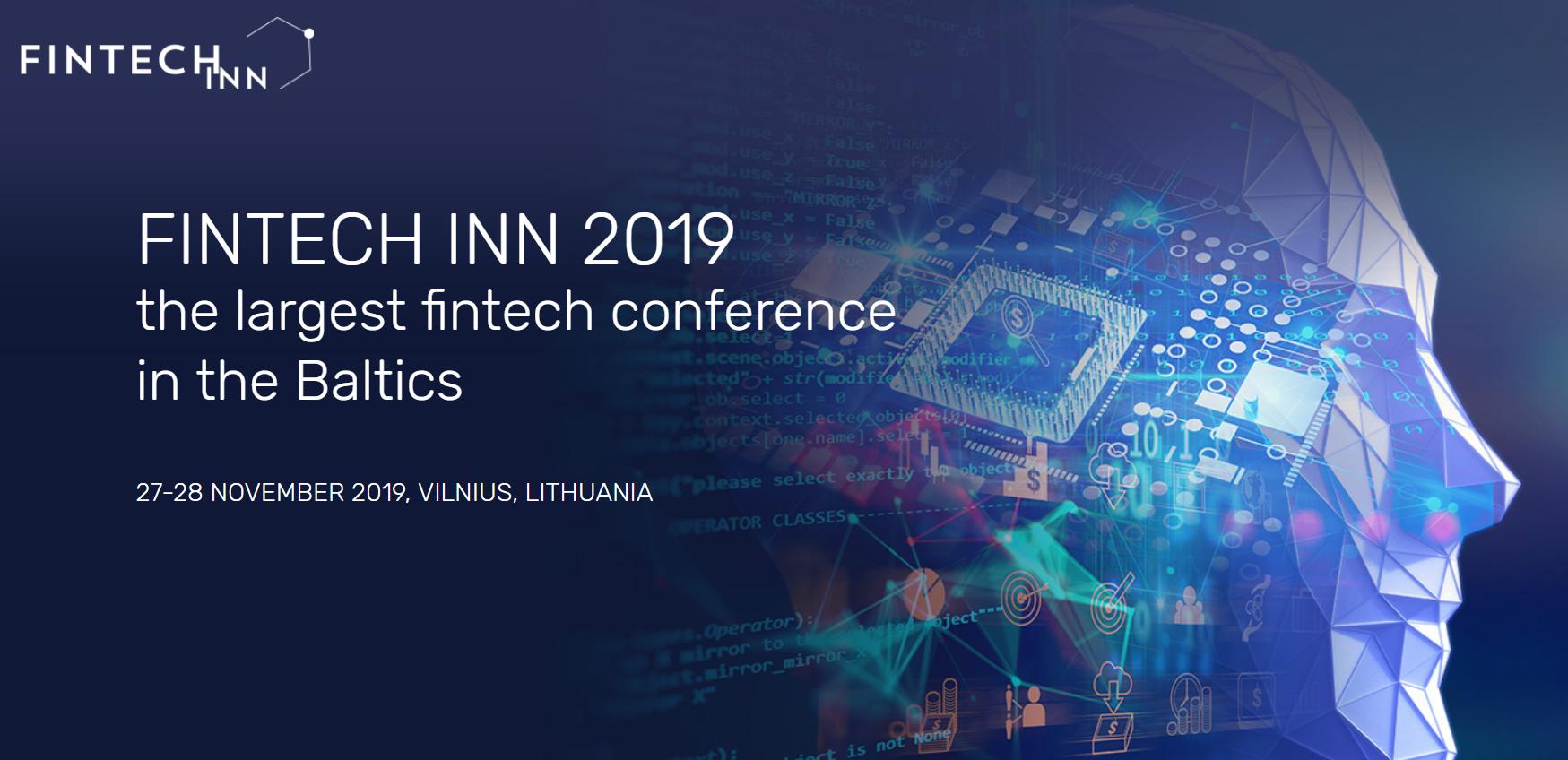 泛付PanPay受邀参与FINTECH INN 2019,探讨金融科技新未来